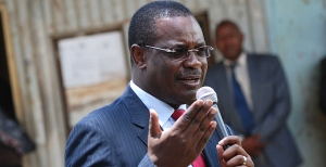 Nairobi Governor Evans Kidero