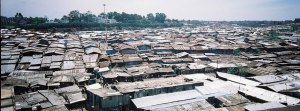 Mathare slums