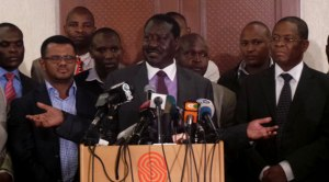 NAIROBI, Kenya, Feb 22- Opposition leader Raila Odinga now says he is set to meet with Members of Parliament to deliberate on the future of the Constituencies Development Fund (CDF), just a day after he declared that devolution had rendered CDF irrelevant.