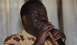 Cord leader Raila Odinga has called for the pprosecution of electoral body officials mentioned in the chicken scandal. (Photo:File/Standard)