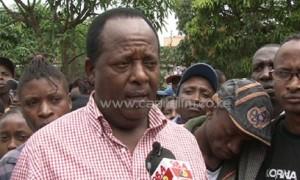 Embakasi Central MP John Ndirangu