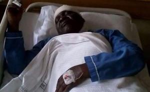 Nyatike MP Edick Omondi Anyanga in hospital