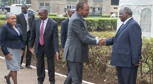 """Mr President God will be with you and all good meaning Kenyans,"" he added/PSCU"