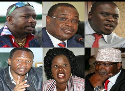 nairobi candidates